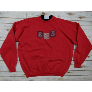 Vintage MCCC Sportswear Pullover Live Love Laugh